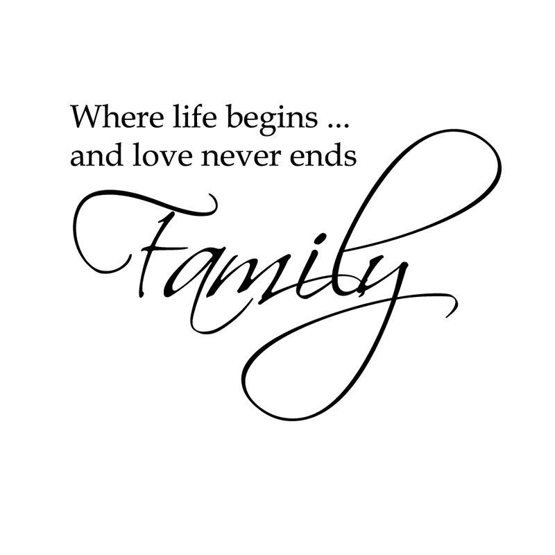 fox hill trading family where life begins and love never ends vinyl