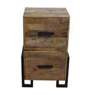 Mango Wood Filing Cabinets You Ll Love Wayfair Ca