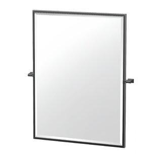 bd59dea295 Modern Black Wall Mirrors