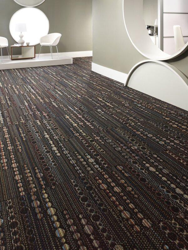 mohawk kingston 24 u0026quot  x 24 u0026quot  carpet tile in black velvet  u0026 reviews
