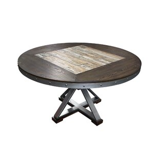 Inch Round Dining Table Wayfair - 44 inch round dining table with leaf