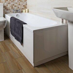 Libra 160cm x 70cm Standard Soaking Bathtub