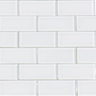 2 X 4 Gl Subway Tile In Snow