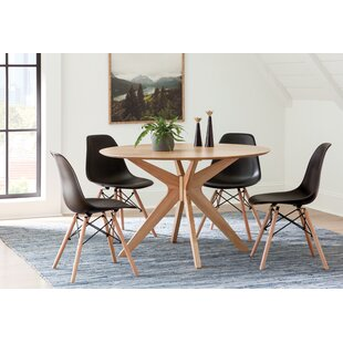 modern contemporary retro dining set allmodern