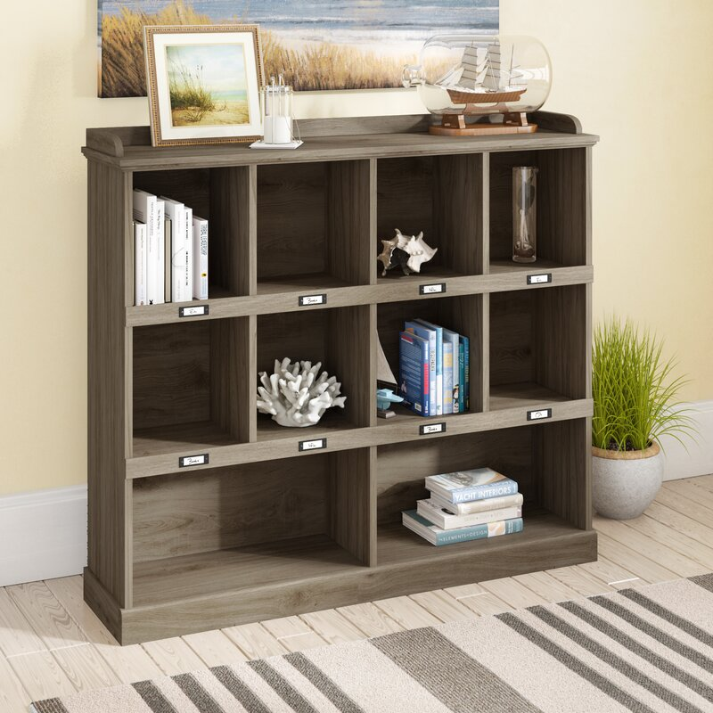 Bowerbank Cube Unit Bookcase Amp Reviews Birch Lane