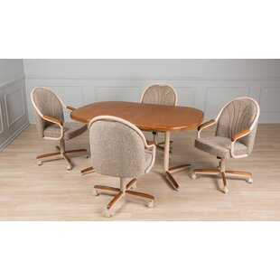 Dining Sets With Caster Chairs Wayfair