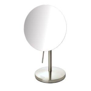 Tabletop 5x Magnification Vanity Mirror