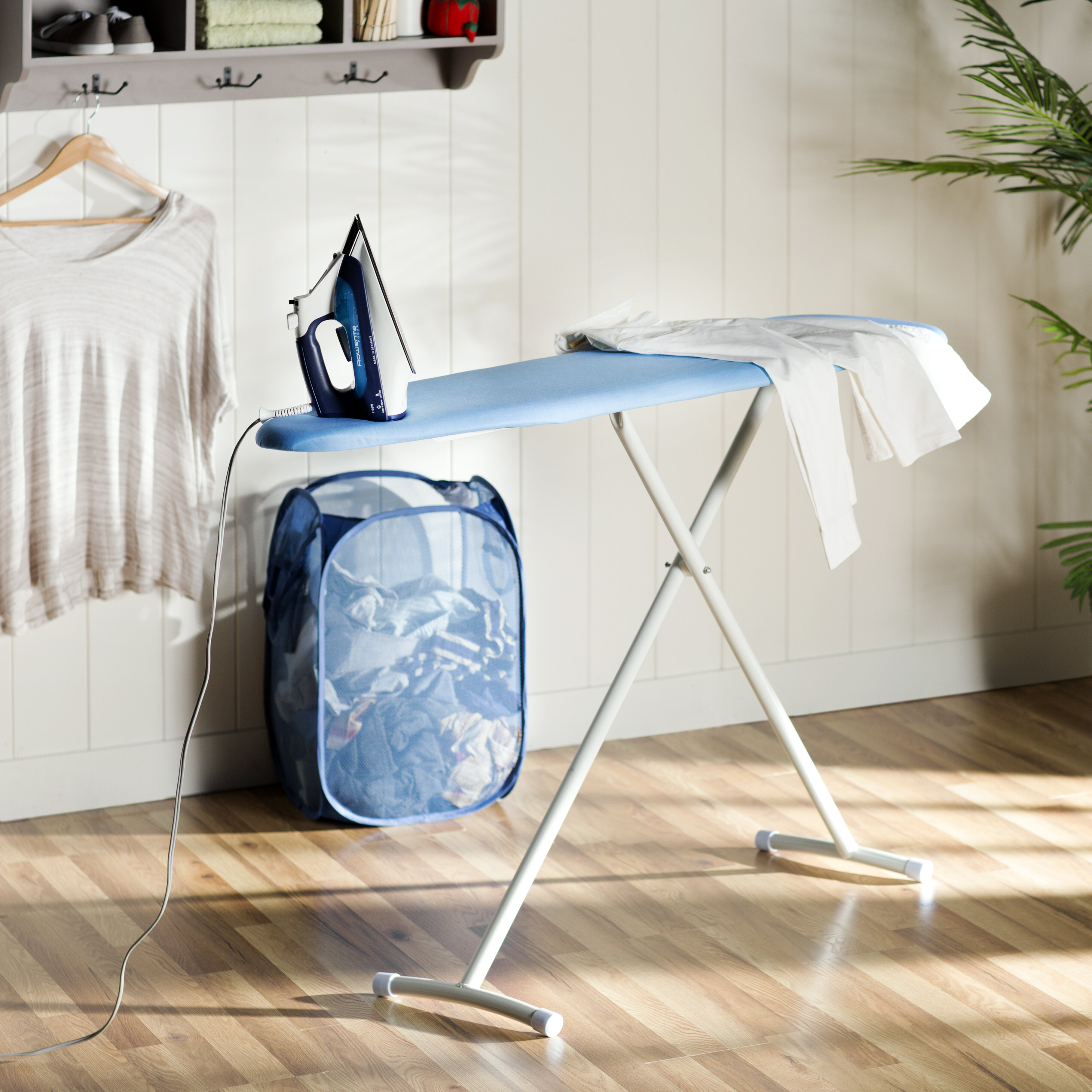 ironing board furniture. Wayfair Basics™ Basics 3 Piece Ironing Board And Pop Open Hamper Set \u0026 Reviews | Wayfair.ca Furniture
