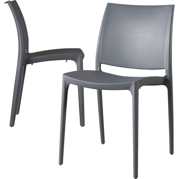 dining white patio chair mesh reviews and crate barrel largo chairs