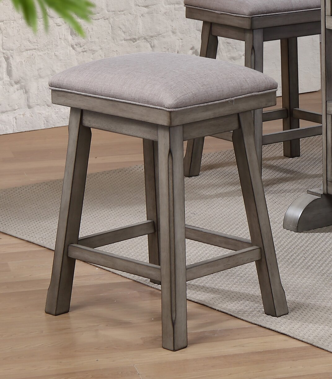 Vergara 24 Saddle Bar Stool Reviews Wayfair