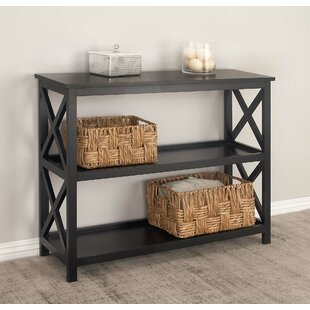 Console Tables With Storage You Ll Love Wayfair