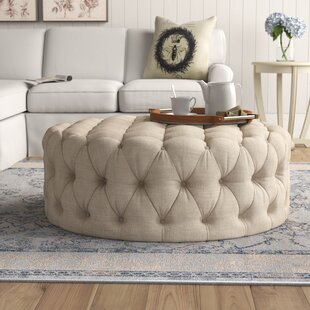 Merveilleux Round Upholstered Coffee Tables Youu0027ll Love In 2019 | Wayfair