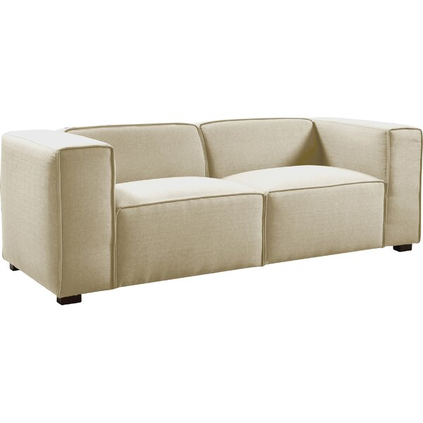 overstuffed couch wayfair rh wayfair com Overstuffed Living Room Sets Overstuffed Sectional Sofa