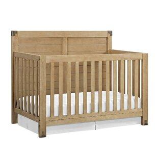 Barnwood Crib Wayfair