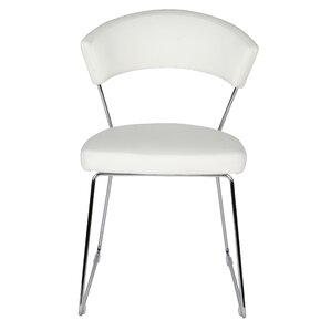 Rosy Dining Chair 2 (Set of 2) by Whiteline Imports