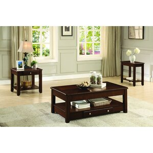 Medora Coffee Table with L..