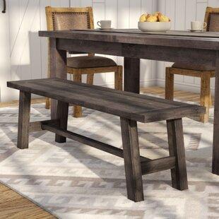 Colborne 6 Piece Dining Set & Bench Kitchen u0026 Dining Room Sets Youu0027ll Love | Wayfair