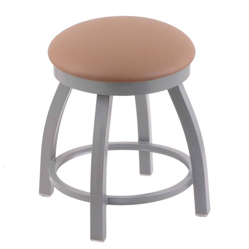 Cragin Swivel Vanity Stool  sc 1 st  Wayfair & Varick Gallery Cragin Swivel Vanity Stool u0026 Reviews | Wayfair islam-shia.org