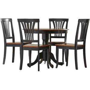 Ranshaw 5 Piece Dining Set by Alcott H..
