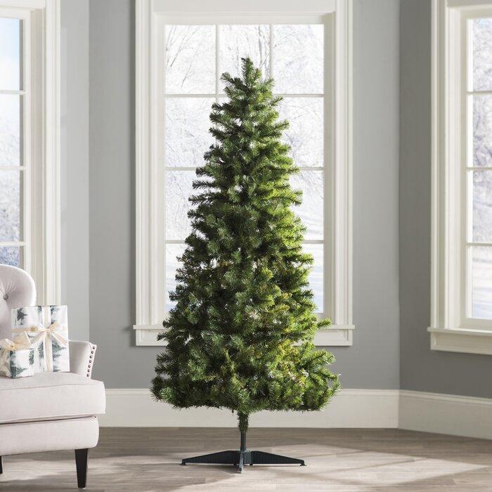 Wayfair Basics Wayfair Basics 6' Green Fir Artificial Christmas ...