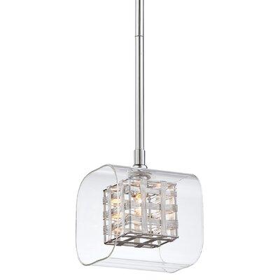 George Kovacs 1-Light Square/Rectangle Pendant