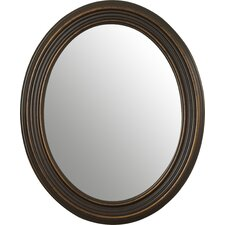 Oval Wall Mirrors modern oval wall mirrors | allmodern