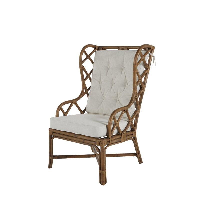 Gabby Watson Wingback Chair Wayfair