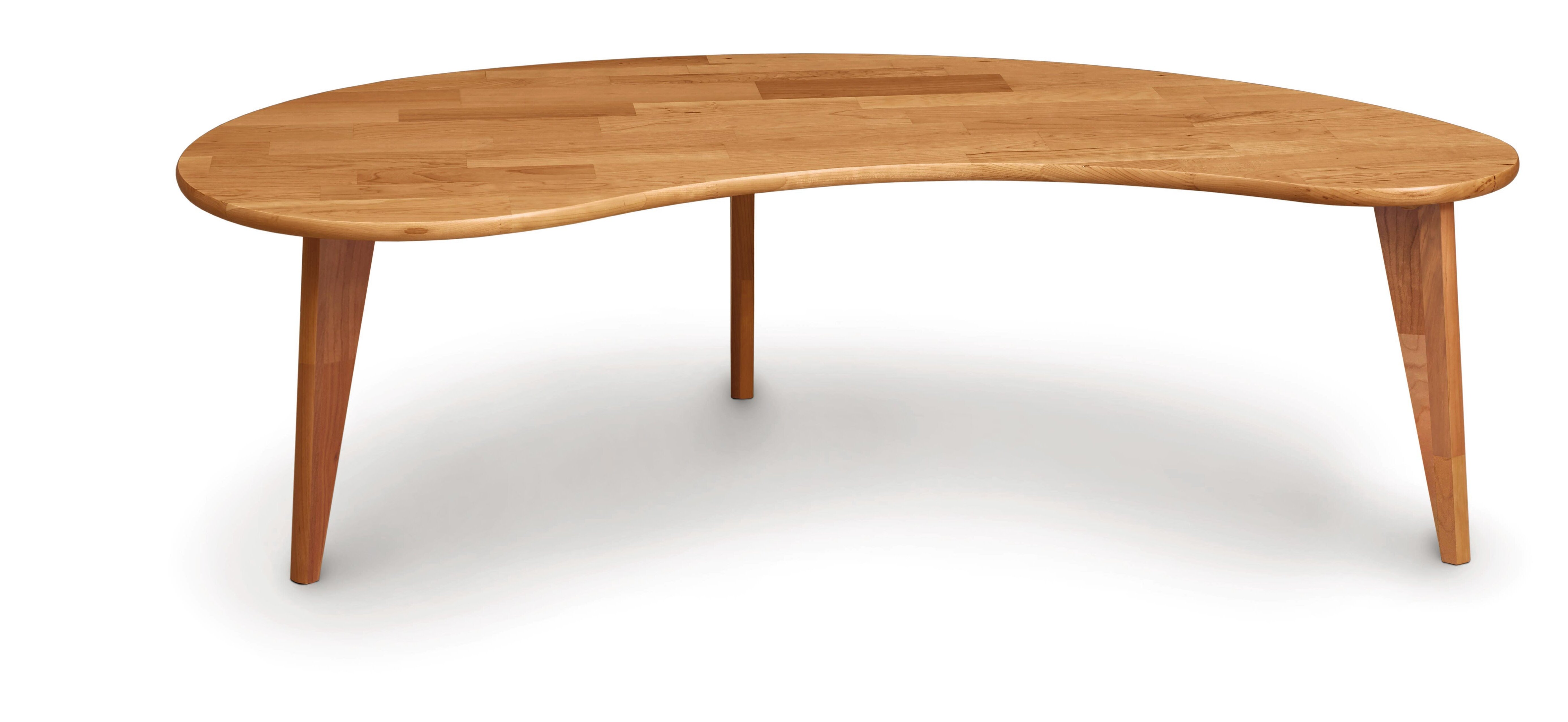 Copeland Furniture Essentials Kidney Shaped Coffee Table & Reviews