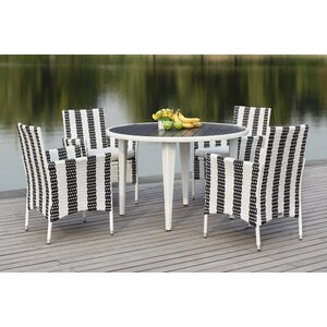 Rodric 5 Piece Dining Set