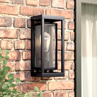 Wonderful Eddleman Outdoor Sconce