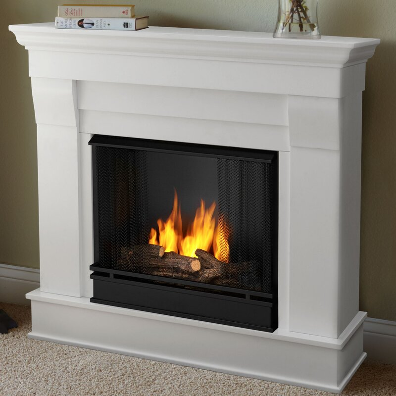 real flame chateau gel fuel fireplace reviews wayfair rh wayfair com
