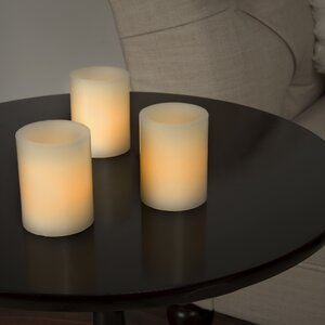 Vanilla Flameless Candle (Set of 8)
