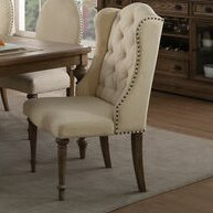 Antonie Upholstered Dining Chair (Set of 2)