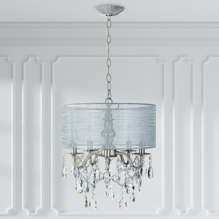 Flemington 5 Light Chandelier