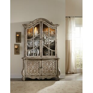 Chatelet Lighted China Cabinet