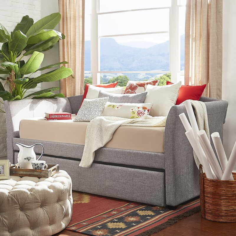Burlington Daybed With Trundle Amp Reviews Allmodern