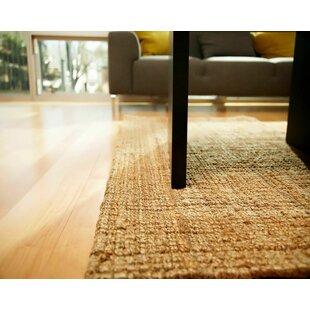 Handgewebter Teppich Montgomery In Braun