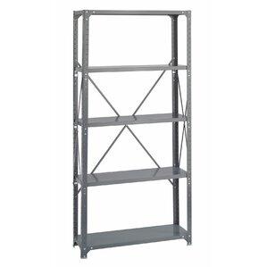 Commercial Steel 5 Shelf Shelving Unit