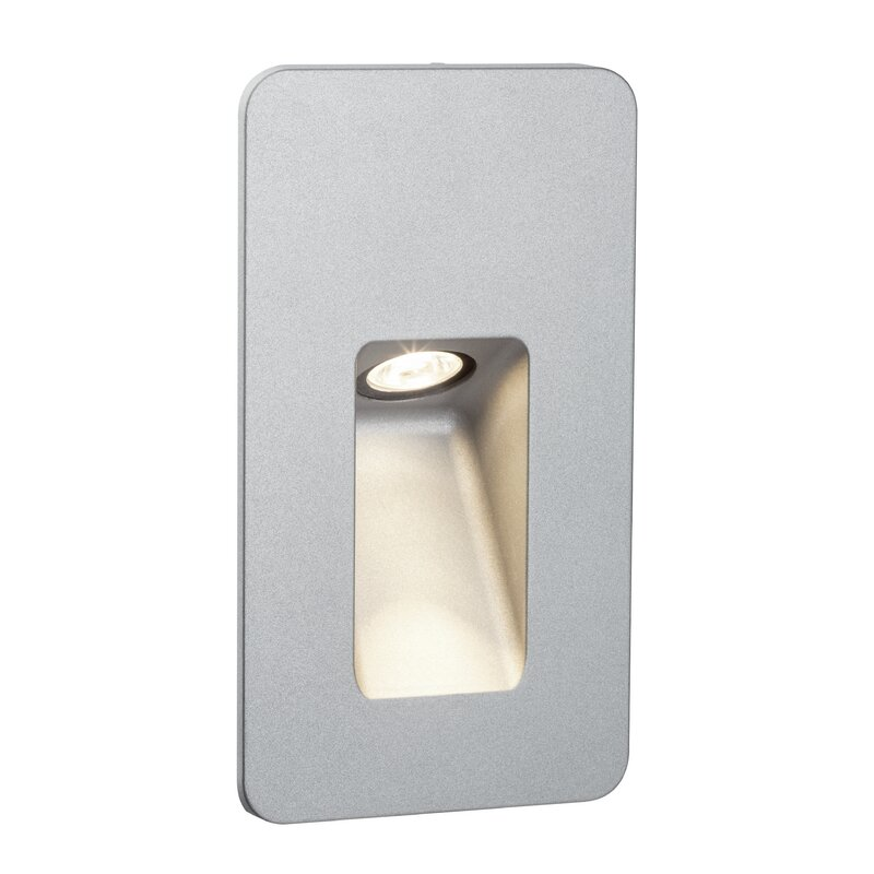 Special Line Slot 1 Light LED Recessed Wall Lighting