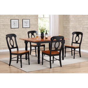 Katherine 5 Piece Dining Set by August Grove