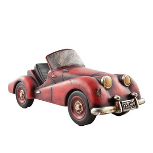 Retro Car 1 Bottle Tabletop Wine Rack