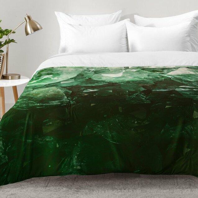 Emerald Gem Comforter Set