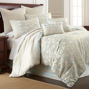 8 Piece Sabrina Comforter Set