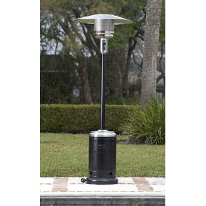Hammer Tone U0026 Stainless Steel Commercial 46,000 BTU Propane Patio Heater