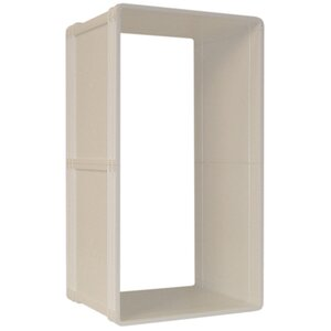 Super Large All Weather Pet Door Wall Kit
