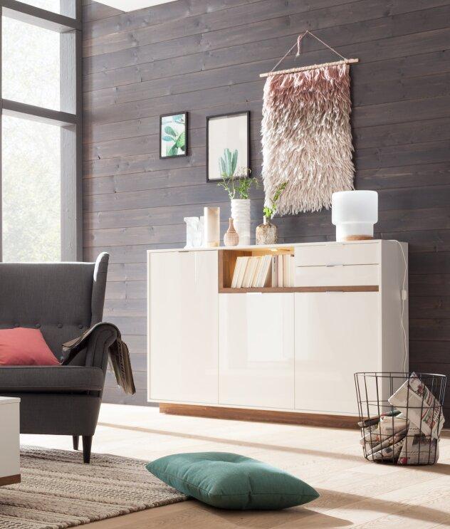 cs schmal highboard my ell bewertungen. Black Bedroom Furniture Sets. Home Design Ideas