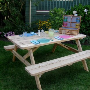 Picnic Table And Bench Covers Wayfair