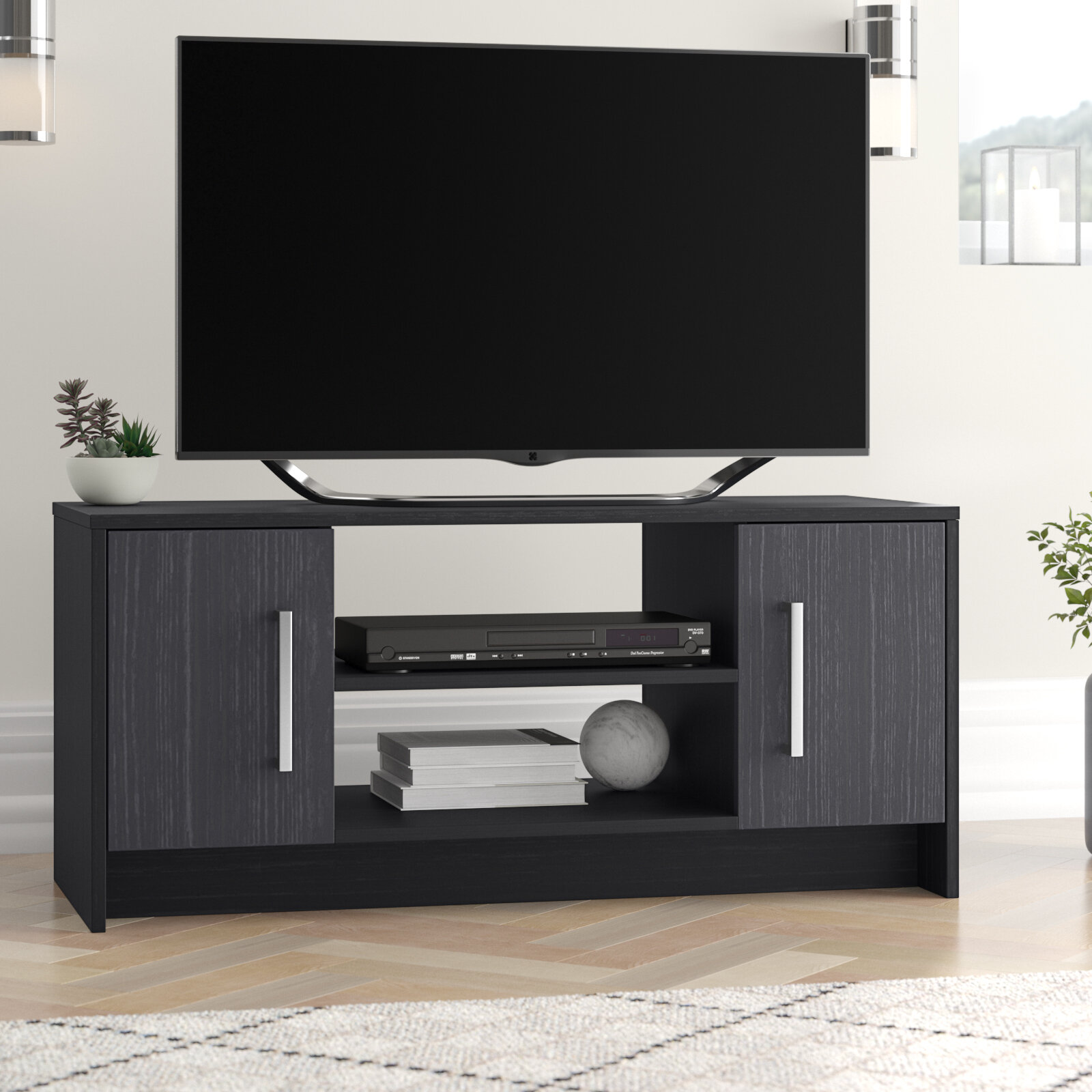 17 Stories Miley Tv Stand For Tvs Up To 50 Reviews Wayfair Co Uk