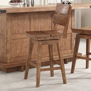 Aon 30 Swivel Bar Stool (Set of 2)