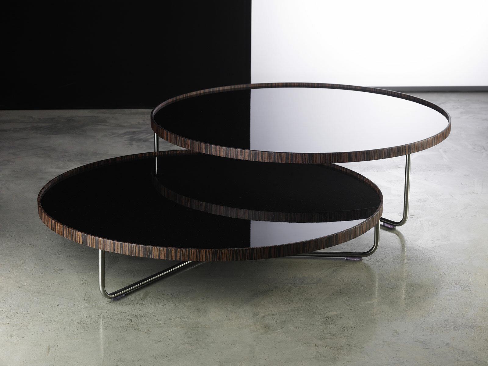 Modloft Adelphi 2 Piece Coffee Table Set